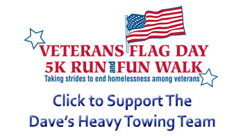 Support Veterans Walk Fundraiser